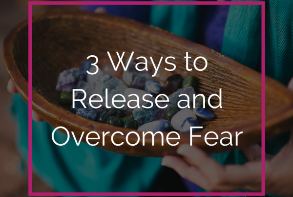 ways to release and overcome fear lexlee overton