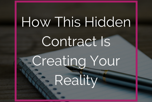 contract creating your reality lexlee overton energy coach