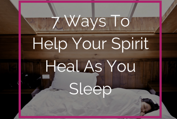 heal your spirit as you sleep lexlee overton shaman energy healer Lexlee Overton