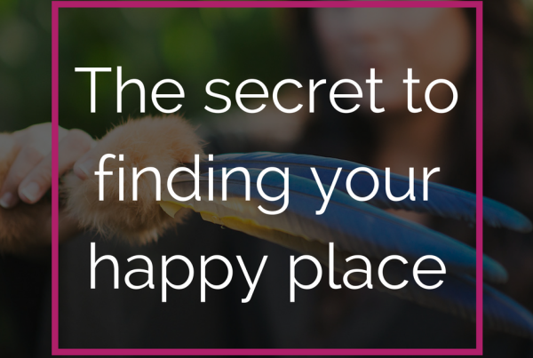 lexlee overton the secret to finding your happy place